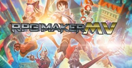 RPG Maker MV - Tráiler de Lanzamiento