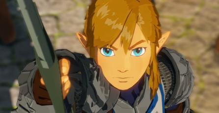 Hyrule Warriors: Age of Calamity – Tráiler de Anuncio | Nintendo Switch