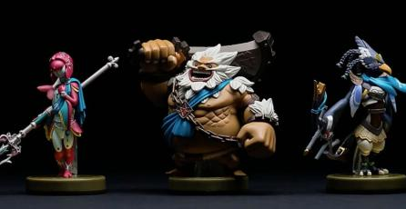 Nintendo relanzará estos amiibo de <em>The Legend of Zelda: Breath of the Wild</em>