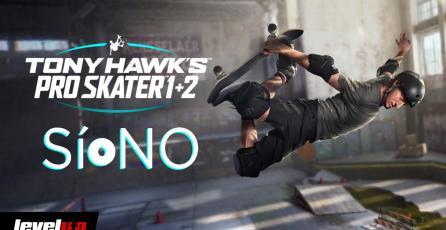 <em>Tony Hawk's Pro Skater 1 + 2</em> - VIDEO RESEÑA