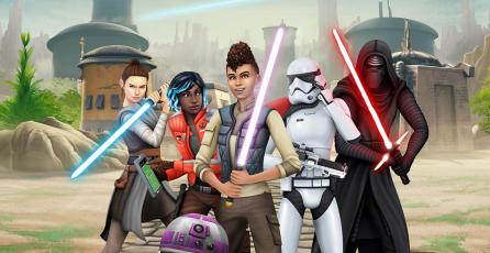 <em>The Sims 4: Journey to Batuu</em>, un entretenido viaje por el universo de <em>Star Wars</em>
