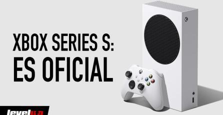 Xbox Series S - Primeros detalles