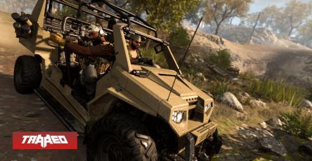Volvieron los vehículos a Call of Duty: Warzone después del gigantesco BUG