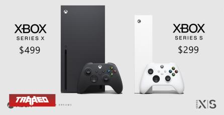 Microsoft confirma precio de la Xbox Series X a $499 dólares y llegará junto a Xbox Series S el 10 de noviembre