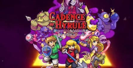 Cadence of Hyrule: Crypt of the NecroDancCadence of Hyrule: Crypt of the NecroDancer Feat. The Legend of Zelda - Tráiler Pase de Temporada