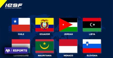 Chile ingresa a Federación Internacional de Esports con Organización de fútbol callejero como representante