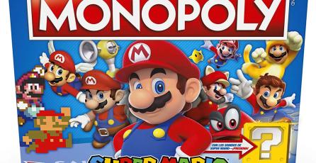 ¡Prepárate! Monopoly Super Mario ya está en México