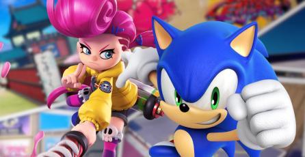 Muy pronto podrás vestirte como Sonic y sus amigos en <em>Ninjala</em>