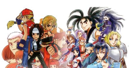 <em>King of Fighters R-2</em> | <em>Samurai Shodown! 2</em>