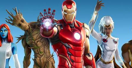 <em>Fortnite</em>: Industrias Stark y más novedades llegaron al Battle Royale
