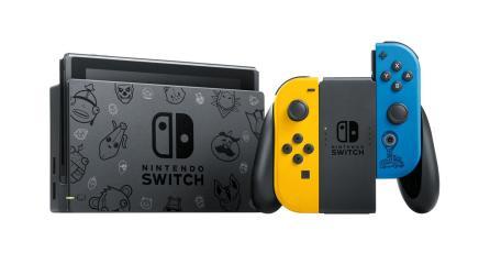 Nintendo Switch tendrá una atractiva edición especial de <em>Fortnite</em>