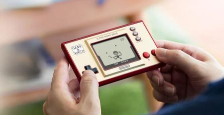 El Game & Watch de <em>Super Mario Bros.</em> luce genial en este trailer