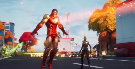 Fortnite - El Arribo de las Industrias Stark