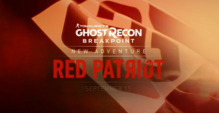 "Tom Clancy's Ghost Recon Breakpoint - Tráiler de Avance ""Red Patriot"""