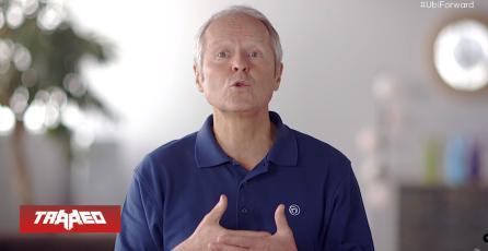 Yves Guillemot, CEO de Ubisoft, pide disculpas por casos de acoso sexual dentro de la compañía