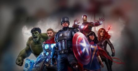 <em>Marvel's Avengers</em>