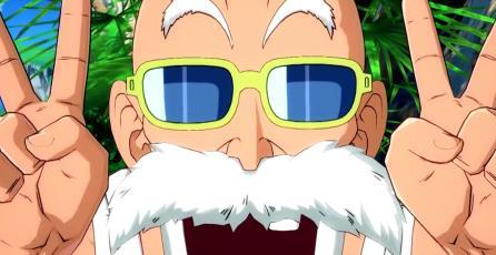 Ya sabemos cuando llegará el Maestro Roshi a <em>Dragon Ball FighterZ</em>