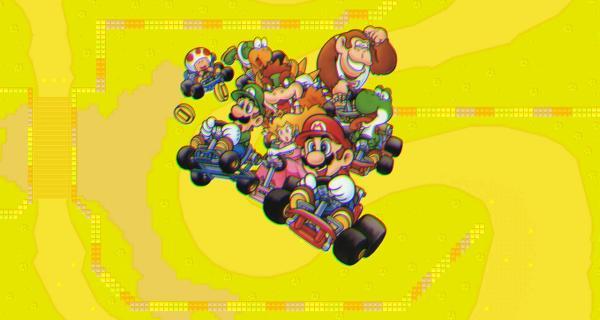 #ViernesRetro: <em>Super Mario Kart</em>