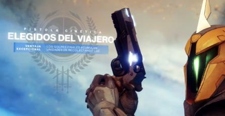 Destiny 2: Temporada de los Visitantes - Tráiler de la pistola excepcional