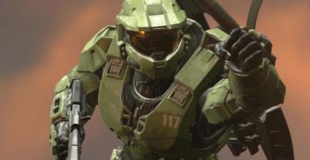 Imaginan un increíble Xbox Series S edición especial de <em>Halo Infinite</em>