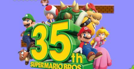 ¡Felicidades, Mario! El personaje de Nintendo cumple hoy 35 años