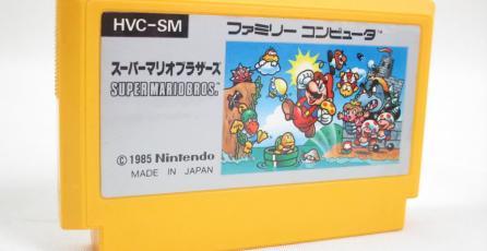 Nintendo lanza sitio en homenaje al primer <em>Super Mario Bros.</em>