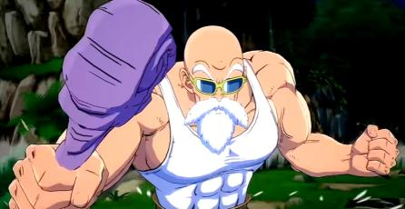 Dragon Ball FighterZ - Tráiler Lanzamiento Maestro Roshi