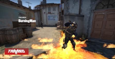 Crean cheat falso que trollea y castiga a tramposos de Counter-Strike GO