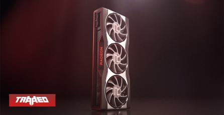 AMD ha confirmado el diseño que tendrá la nueva serie Radeon RX 6000