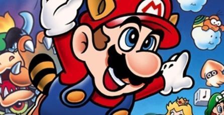 Prototipo de <em>Super Mario Bros. 3</em> se vende por más de $30,000 USD