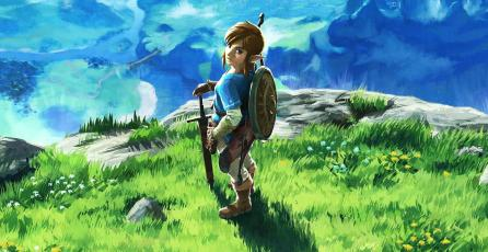 <em>Zelda: Breath of the Wild</em> vendió más que <em>The Last of Us: Part II</em> en agosto