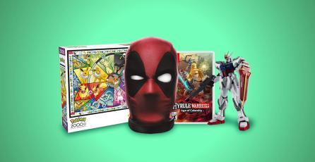 Ofertas de la semana: preventas de videojuegos, una cabeza de Deadppol, Blu-rays de <em>Ghostbusters</em> y más