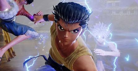 <em>Jump Force</em>: un nuevo personaje de <em>Yu Yu Hakusho</em> llegará como DLC