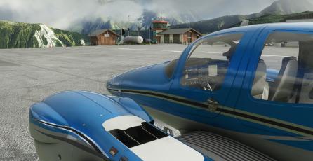 Chat de Twitch logró despegar y aterrizar un avión en <em>Microsoft Flight Simulator</em>
