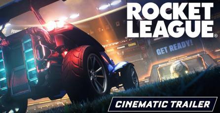 <em>Rocket League </em>- Trailer free-to-play