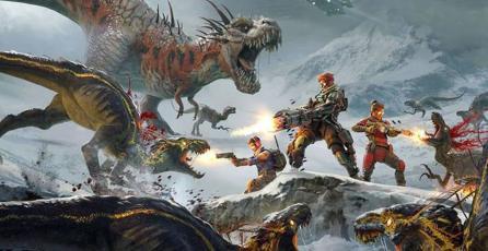 Muy pronto podrás aniquilar dinosaurios en <em>Second Extinction</em>