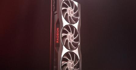 AMD presenta el diseño de la tarjeta RX 6000 en un mapa de <em>Fortnite</em>