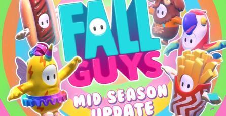Fall Guys - Trailer Actualización Temporada 1