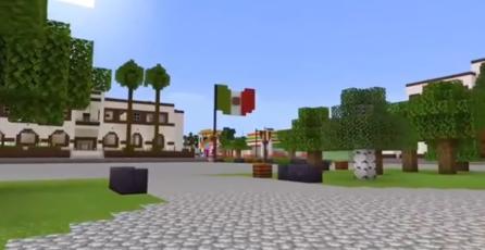 Municipio dará el Grito de Independencia en <em>Minecraft </em>y así puedes participar