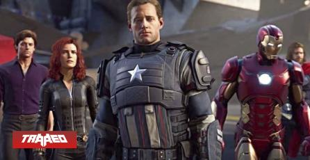 Marvel's Avengers tiene 8000 jugadores en línea en Steam a menos de 2 semanas de estrenarse