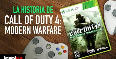 La historia detrás de: <em>Call of Duty 4: Modern Warfare</em>