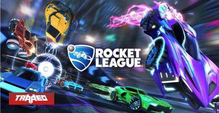Consigue un cupón de $10 USD por bajar Rocket League en Epic Store