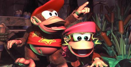 <em>Donkey Kong Country 2</em> por fin llegará a Switch Online