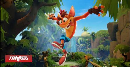 Demo de Crash Bandicoot 4 estará disponible desde hoy en PS4