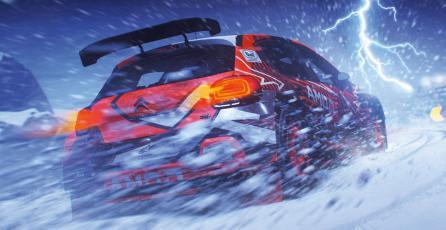Así se ve <em>DiRT 5</em>, el juego de rally, corriendo en un Xbox Series S