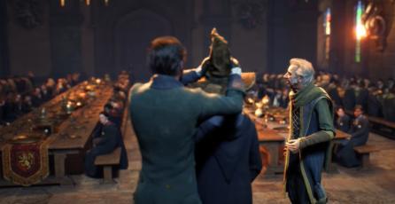 Hogwarts Legacy - Tráiler de Revelación | PlayStation 5 Showcase