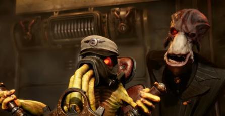 "Oddworld: Soulstorm - Tráiler de Avance ""Molluck Returns"" | PlayStation 5 Showcase"