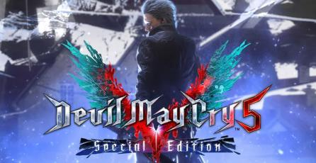 Podrás disfrutar <em>Devil May Cry 5: Special Edition</em> a 120 fps en PS5