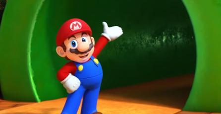 Así de fantástico se ve el Super Nintendo World funcionando