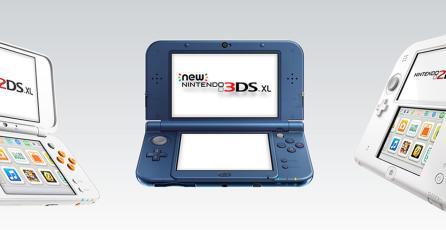 El fin de una era: producción de Nintendo 3DS concluye de manera oficial